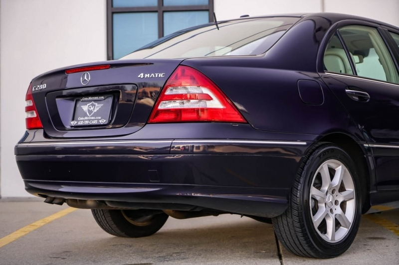 Mercedes-Benz C 280 2007 price $5,880