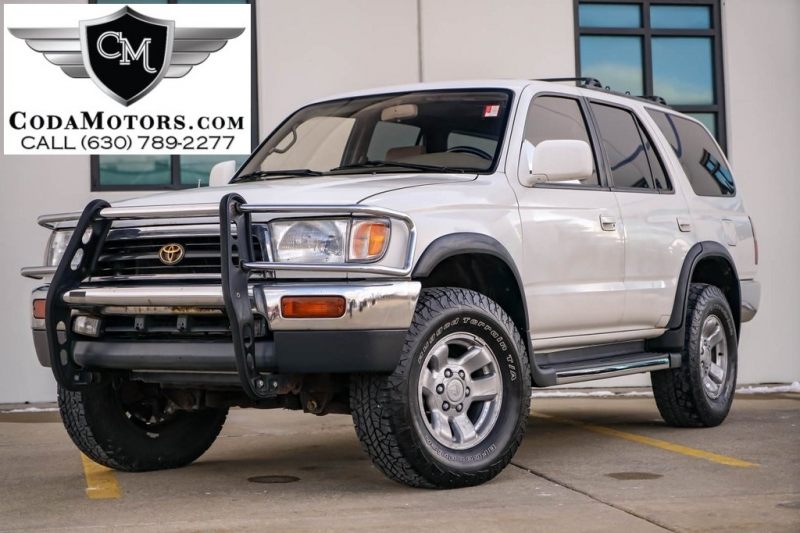 Toyota 4Runner 1998 price $6,980