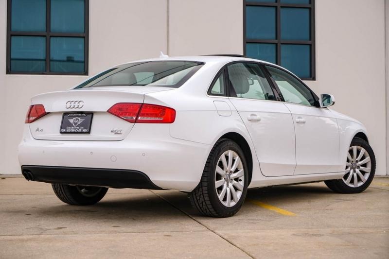 Audi A4 2011 price $8,980