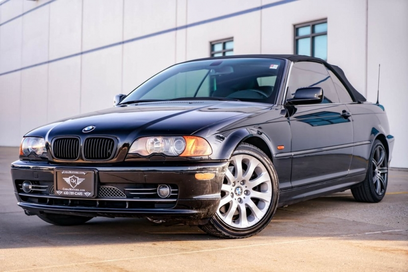BMW 3 Series 2001 price $5,980
