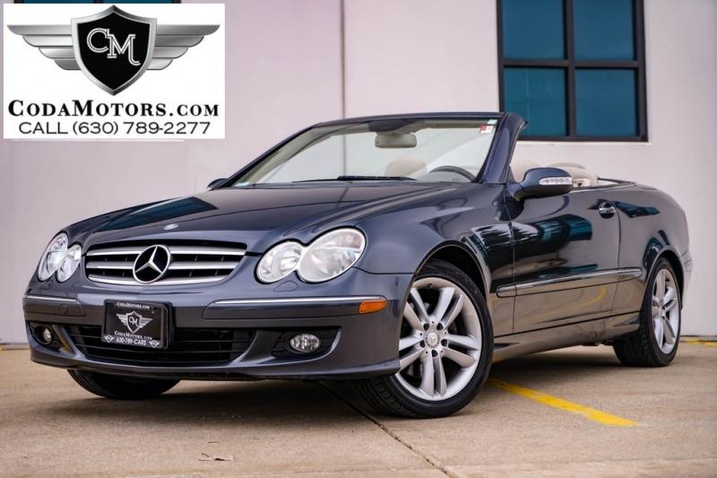 Mercedes-Benz CLK 2008 price $9,480