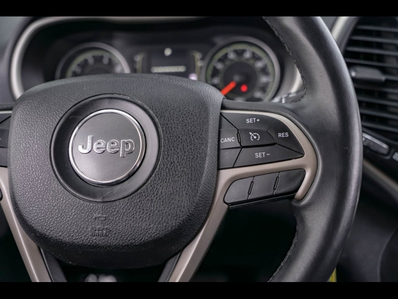 Jeep Cherokee 2015 price