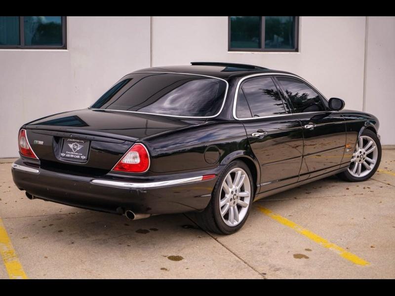 Jaguar XJR 2004 price $0