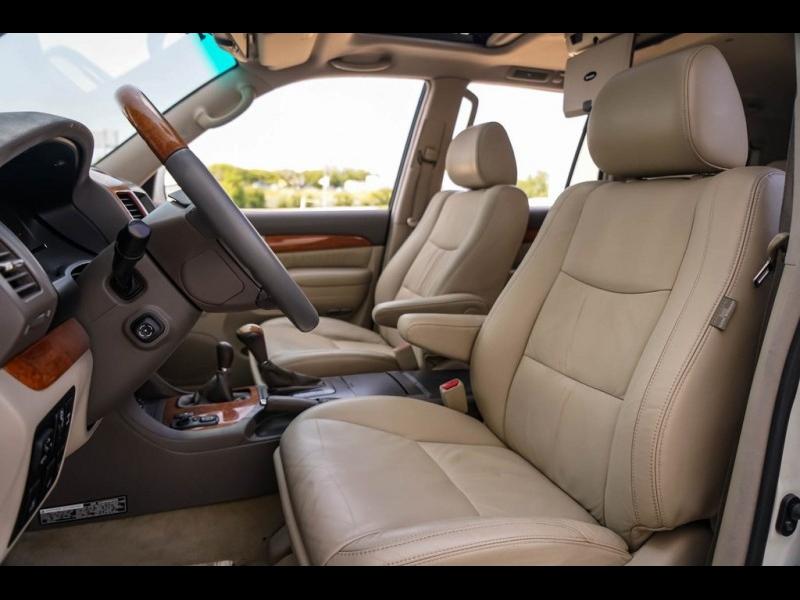 Lexus GX 2007 price $8,990