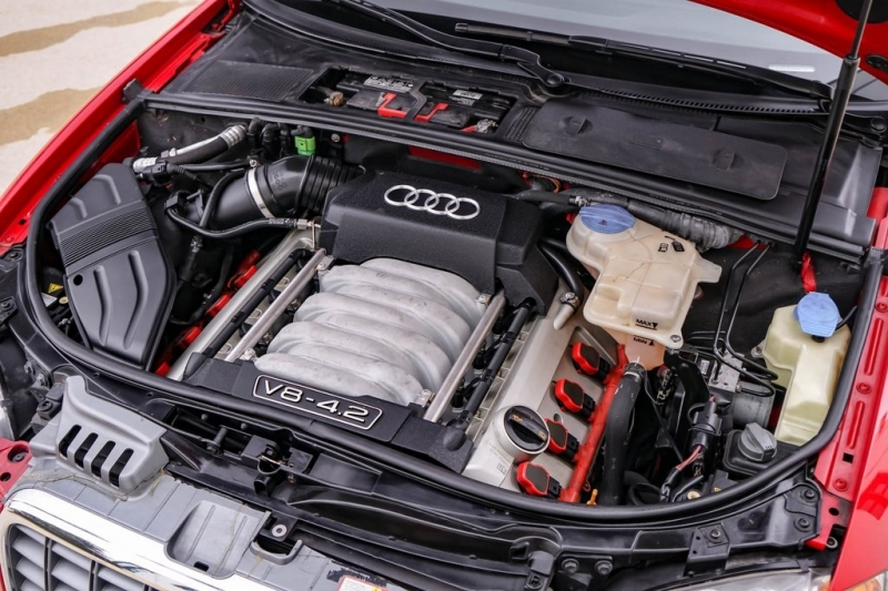 Audi S4 2008 price $11,940