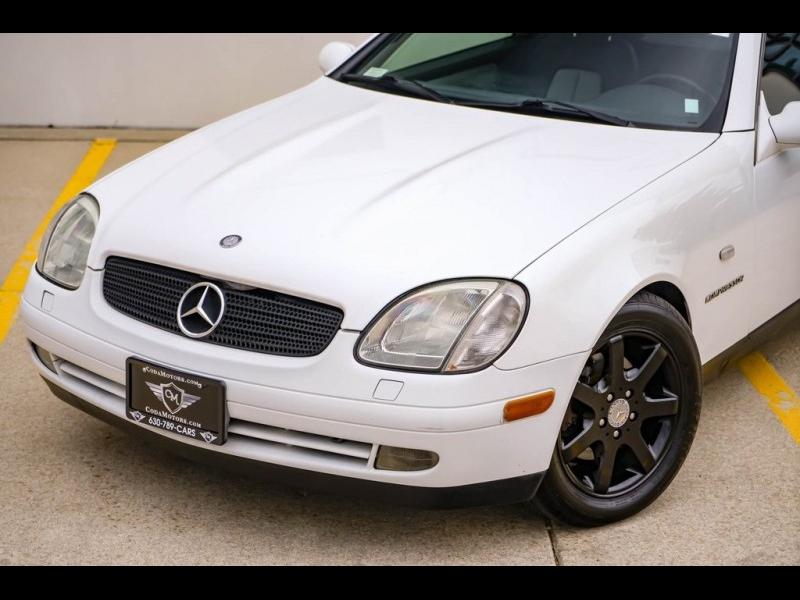 Mercedes-Benz SLK 1999 price $0