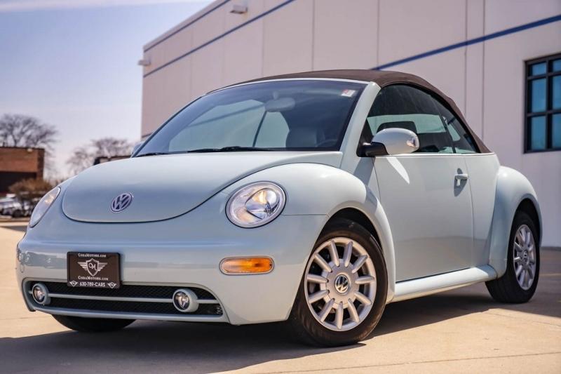 Volkswagen Beetle 2004 price $6,980
