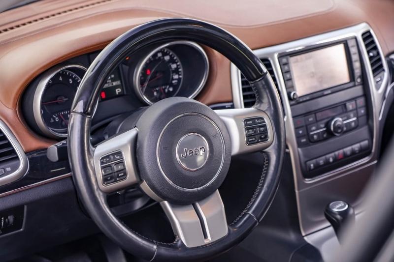 Jeep Grand Cherokee 2012 price $18,990
