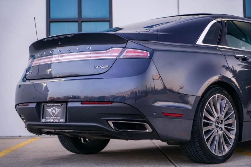 Lincoln MKZ 2013 price $12,480
