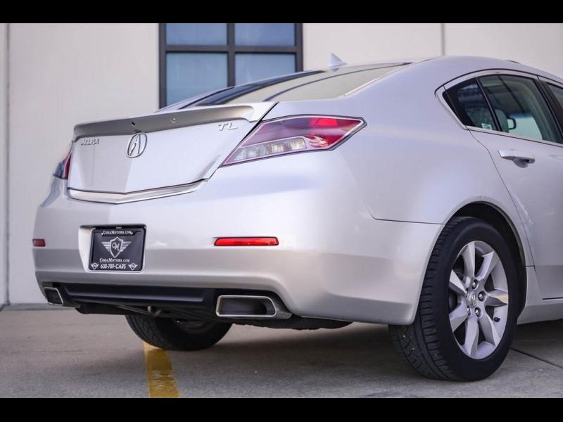 Acura TL 2012 price $10,990