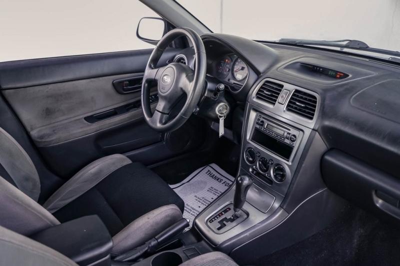 Subaru Impreza 2006 price