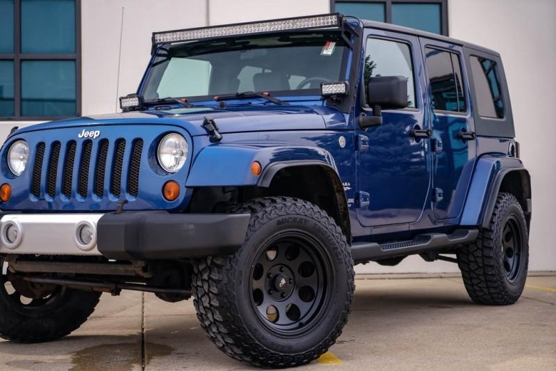 Jeep Wrangler 2010 price $16,980