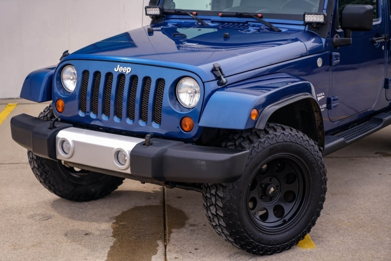 Jeep Wrangler 2010 price $16,980