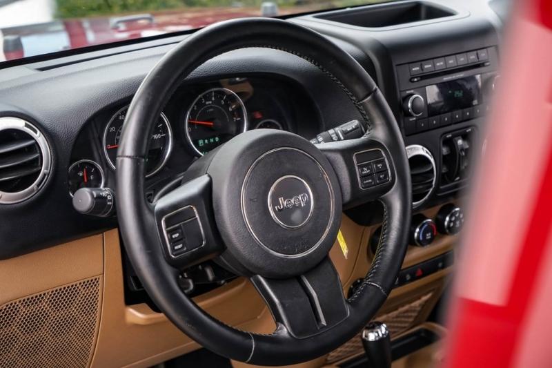 Jeep Wrangler 2013 price $22,980