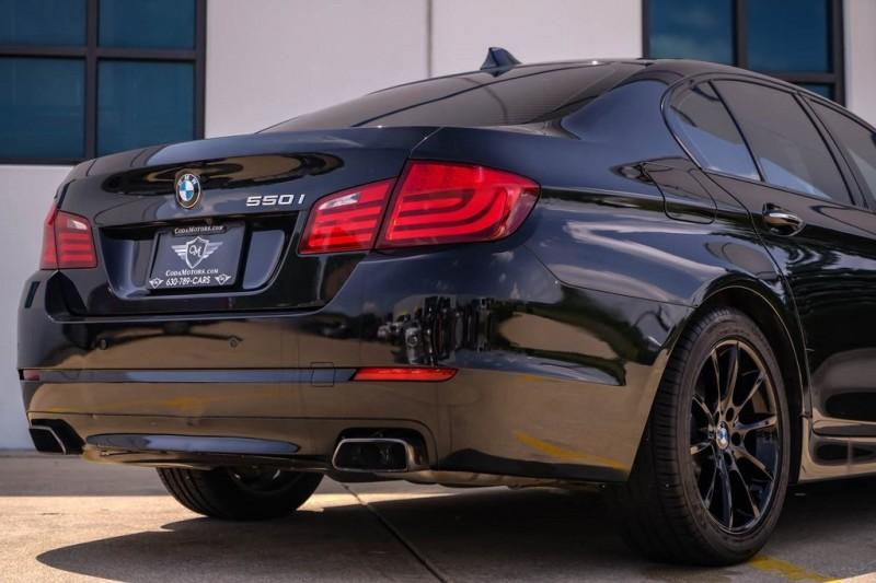 BMW 5 Series 2011 price $10,780