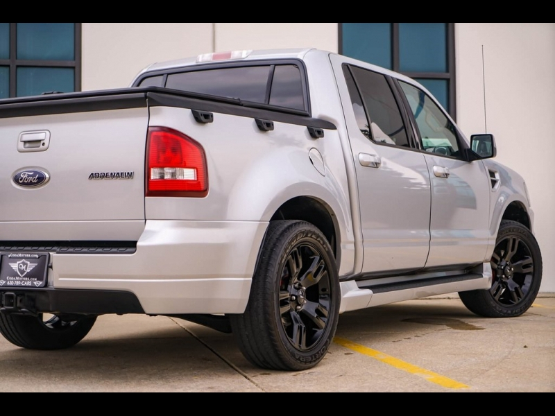 Ford Explorer Sport Trac 2010 price $0