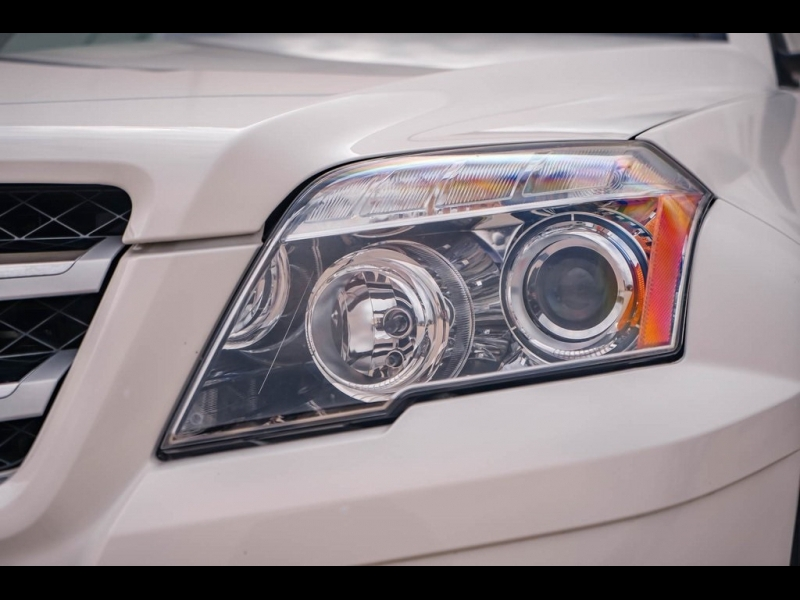 Mercedes-Benz GLK 2012 price