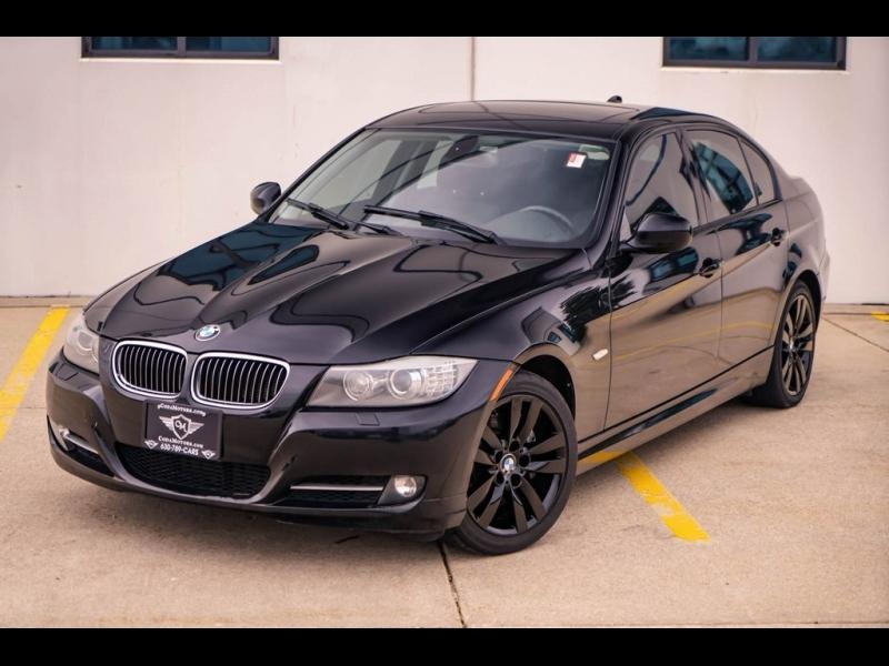 BMW 3 Series 2011 price $0