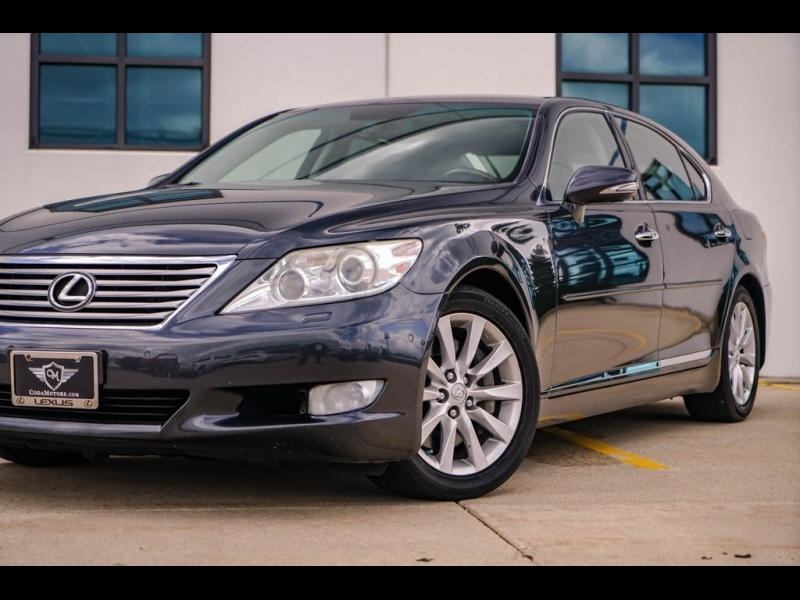 Lexus LS 2010 price