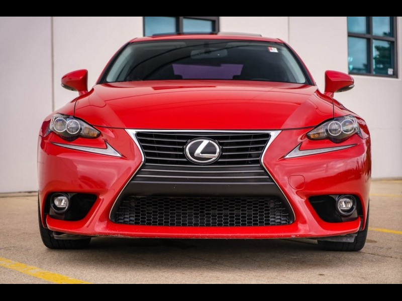 Lexus IS 2016 price $18,580