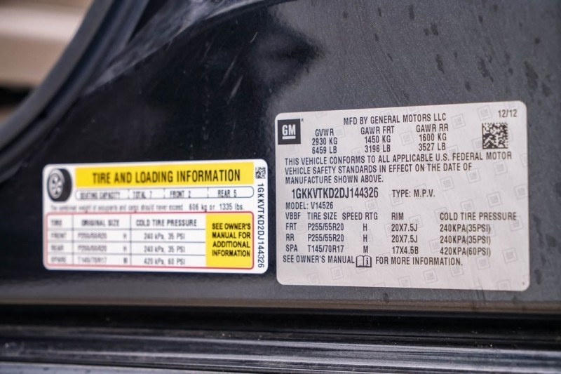 GMC Acadia 2013 price $17,880
