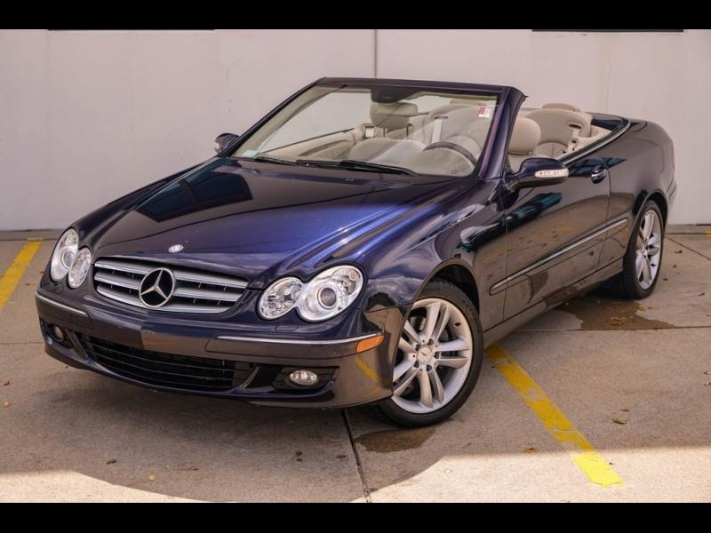 Mercedes-Benz CLK 2006 price $10,990