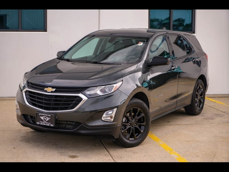 Chevrolet Equinox 2018 price $13,590