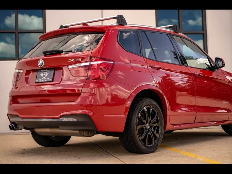 BMW X3 2017 price $19,990