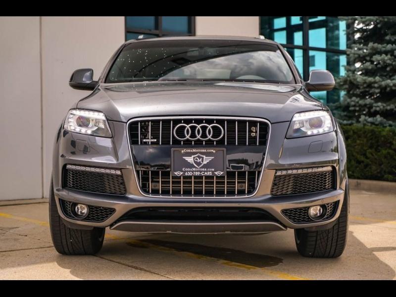 Audi Q7 2013 price $19,990