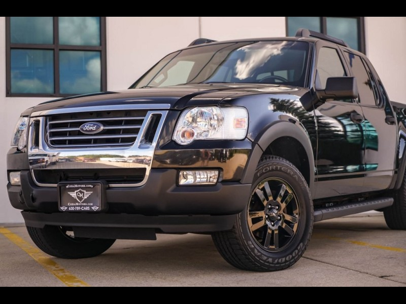 Ford Explorer Sport Trac 2009 price $9,480