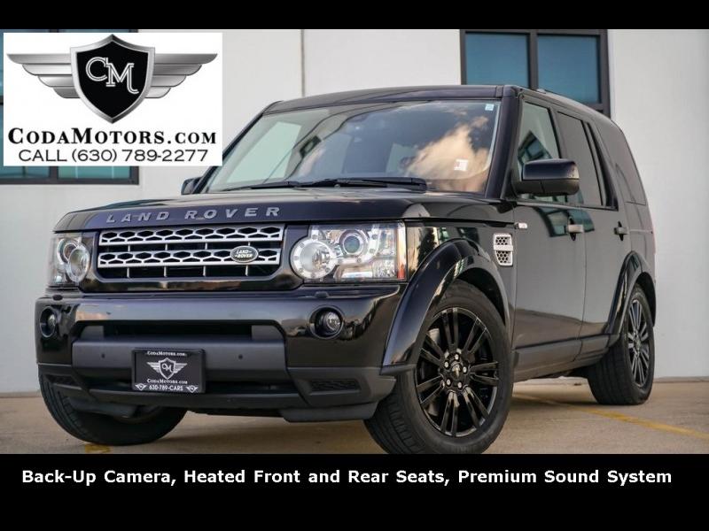 Land Rover LR4 2010 price $14,980