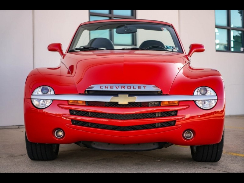 Chevrolet SSR 2004 price $26,980