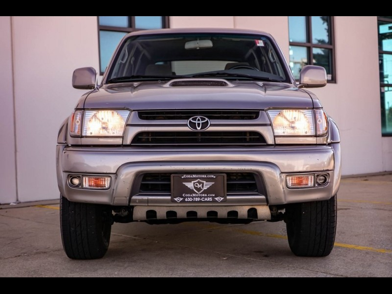 Toyota 4Runner 2002 price $7,990