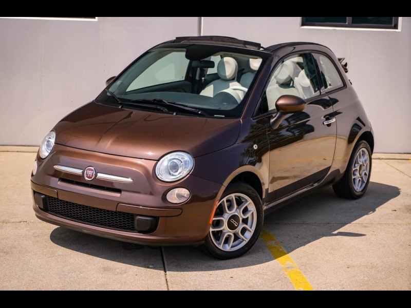 Fiat 500c 2014 price $10,580