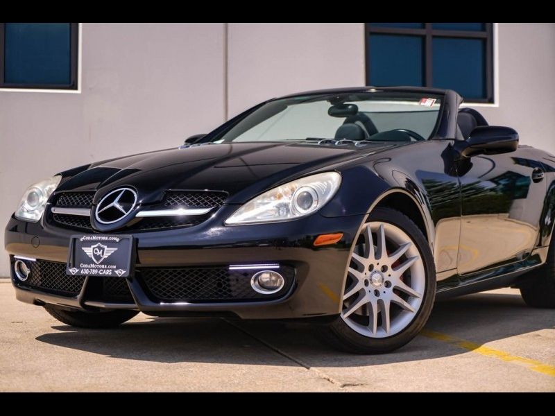 Mercedes-Benz SLK 2009 price $10,980