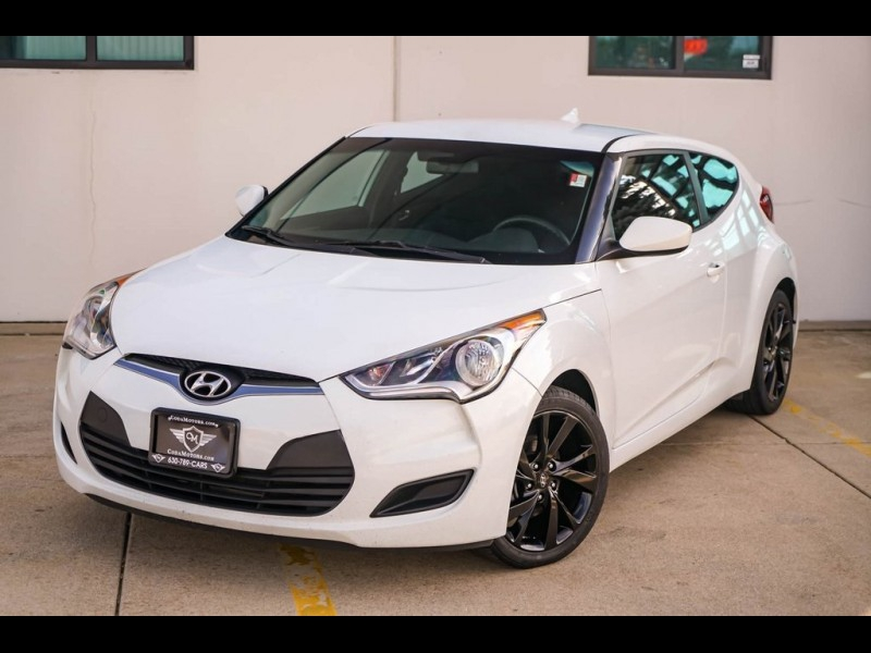 Hyundai Veloster 2016 price $10,890