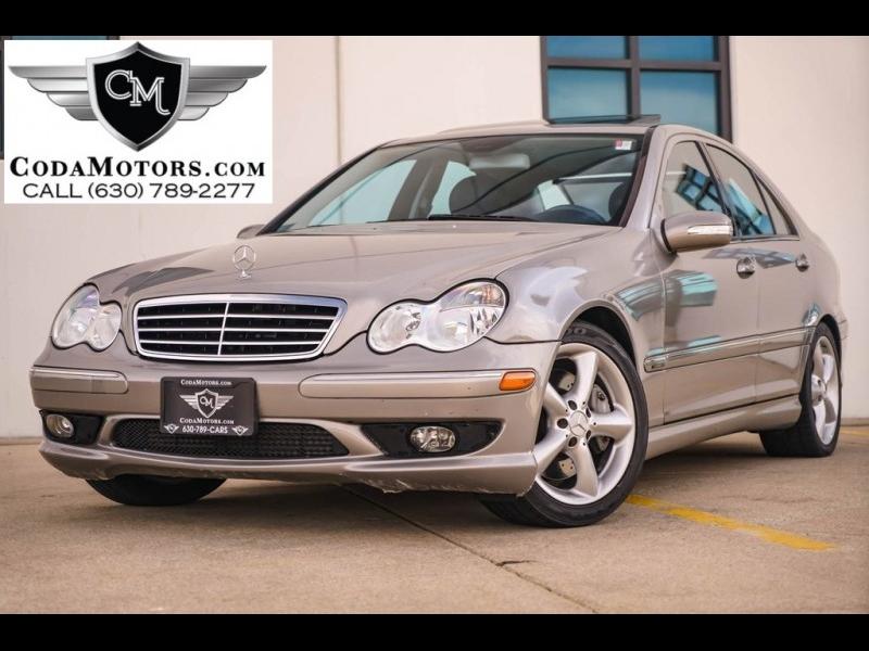 Mercedes-Benz C-Class 2005 price $7,480
