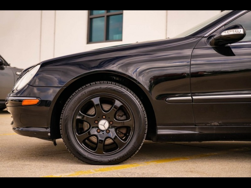 Mercedes-Benz CLK 2004 price $7,990