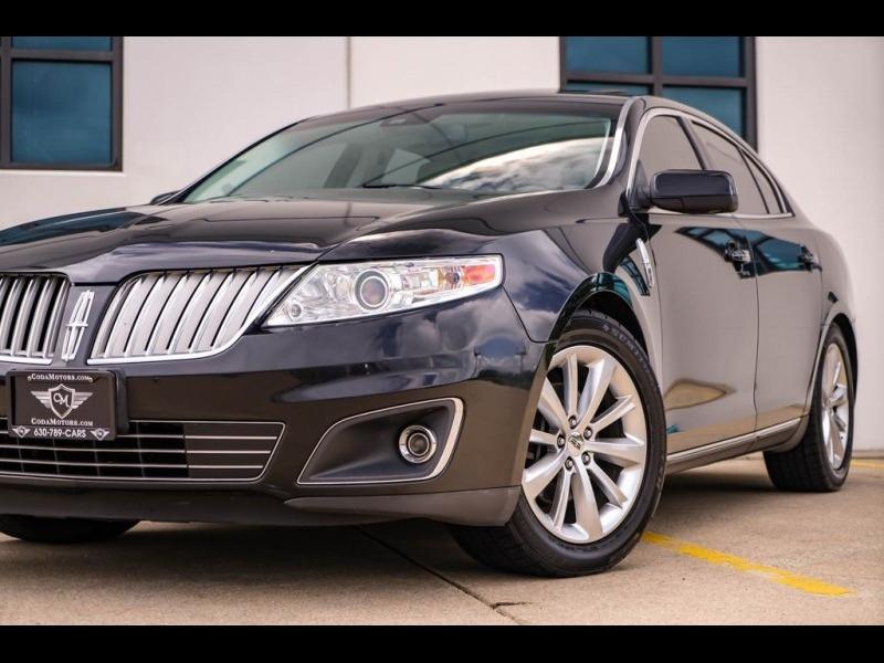 Lincoln MKS 2009 price $8,990