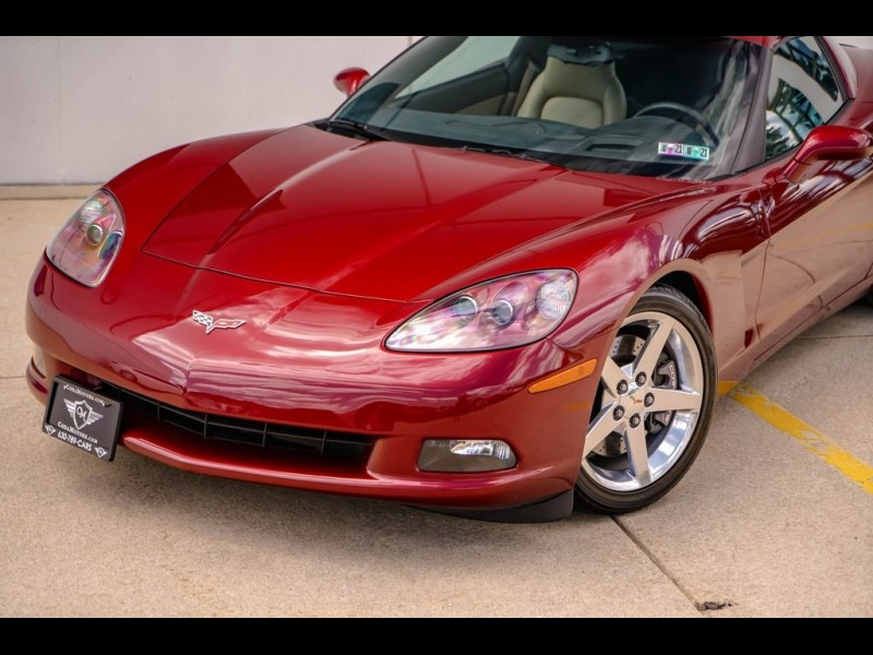 Chevrolet Corvette 2006 price $30,880