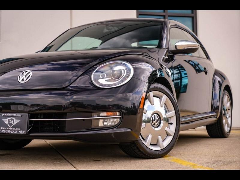 Volkswagen Beetle 2013 price $16,980
