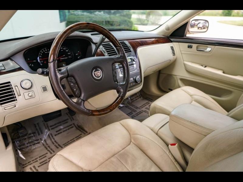 Cadillac DTS 2008 price $7,780