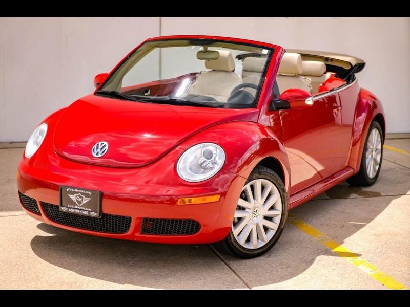 Volkswagen Beetle 2008 price $12,980
