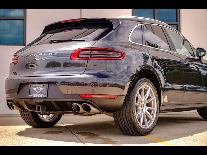 Porsche Macan 2017 price $48,980