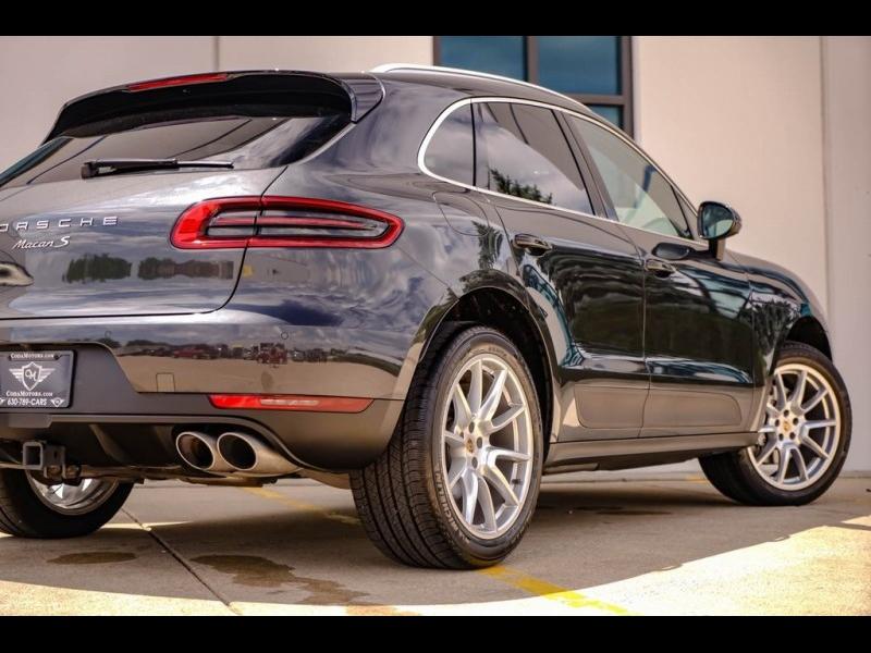 Porsche Macan 2017 price $46,880