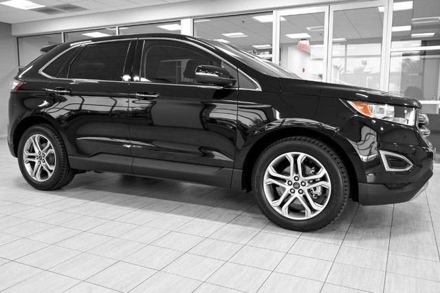Ford Edge 2017 price $20,985