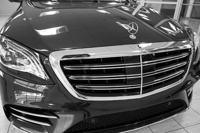 Mercedes-Benz S-Class 2018 price $63,985