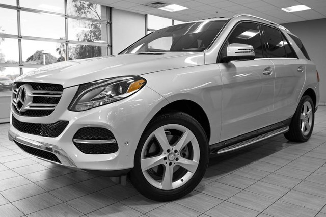 Mercedes-Benz GLE 2017 price $38,985