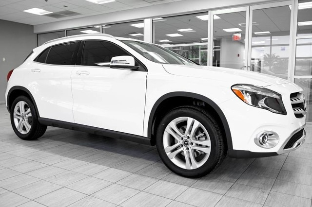 Mercedes-Benz GLA 2020 price $34,985
