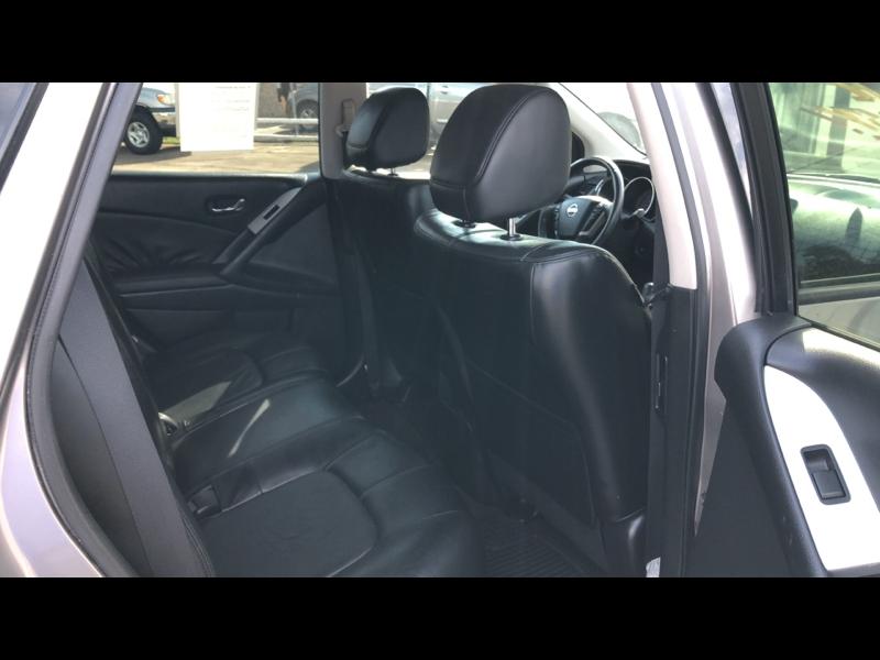 Nissan Murano 2009 price Call for price